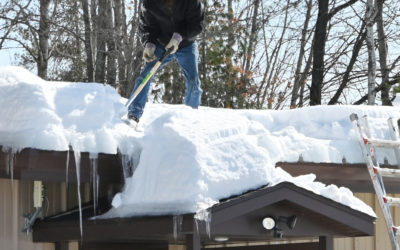 3 Tips for Winter Roof Maintenance